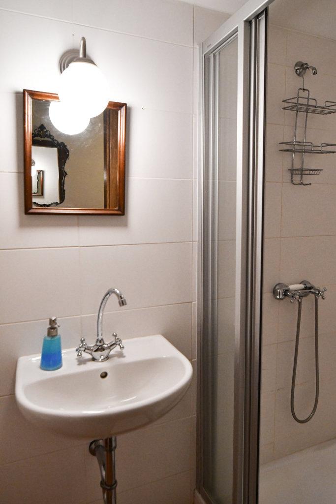 Pokoj 4 Koupelna | Pension & Restaurant U paní Berty