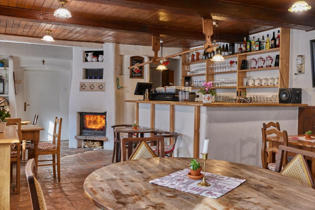 Pension & kavárna Pod sv. Annou